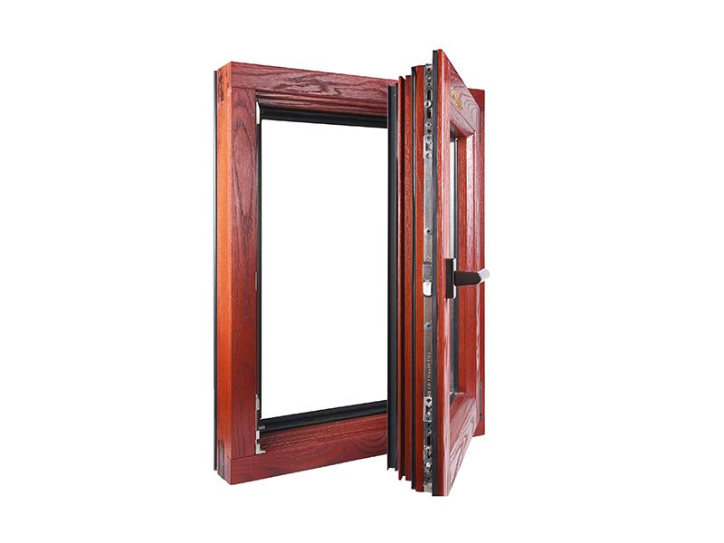 济南铝包木门窗