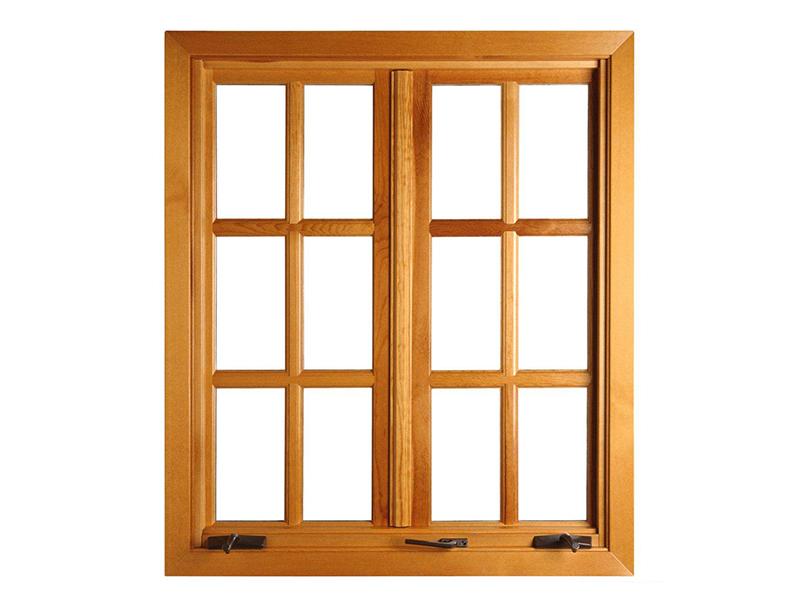 济南铝包木门窗的三种类别及使用优势